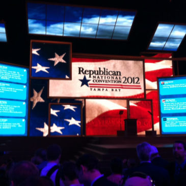 Highlights from #GOP2012