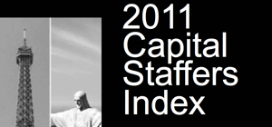 2011 Capital Staffers Index