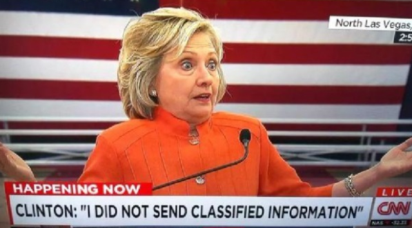 "Clinton Email: ""Nothing that I did was wrong"""