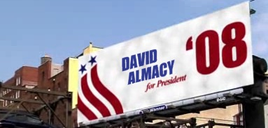 Almacy '08: Hope, Change, Experience & Web Savvy!