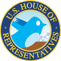House Twitter seal