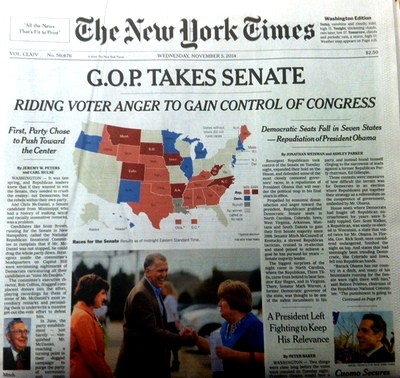 New York Times 110514