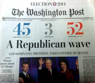 Washington Post 110514