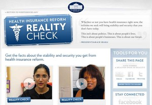 White House Reality Check